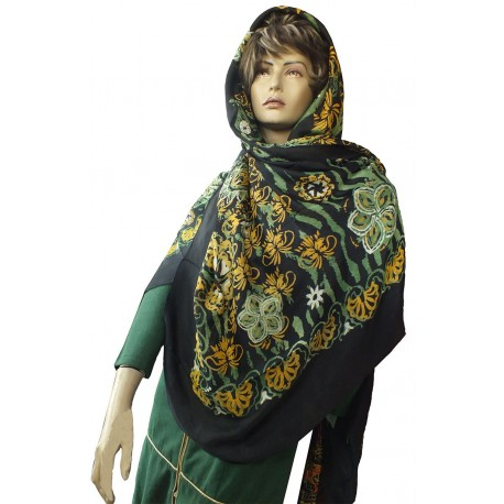 روسری (یالیق) طرح آبشار