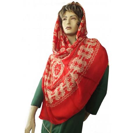 روسری (یالیق) طرح اشک