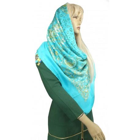 روسری (یالیق) طرح عروس