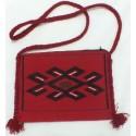 کیف دوشی دستباف (سایز متوسط)